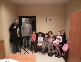 Nasza najmłodsza grupa z języka angielskiego